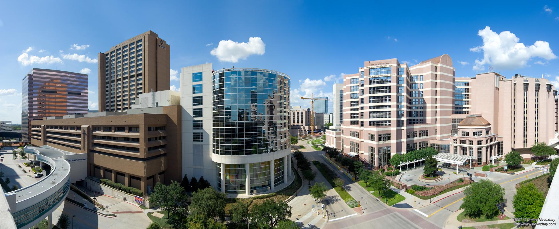 Medical center transportation services
