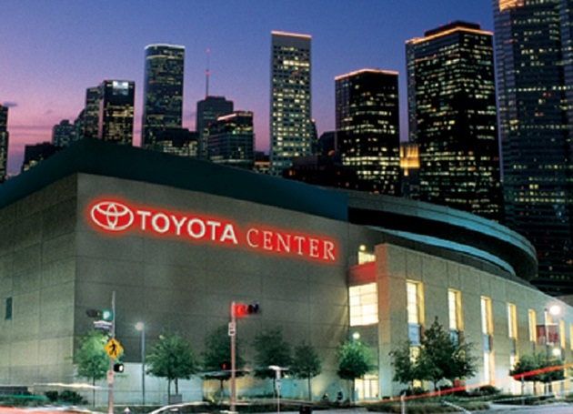 houston toyota center transportation - cns limo | executive