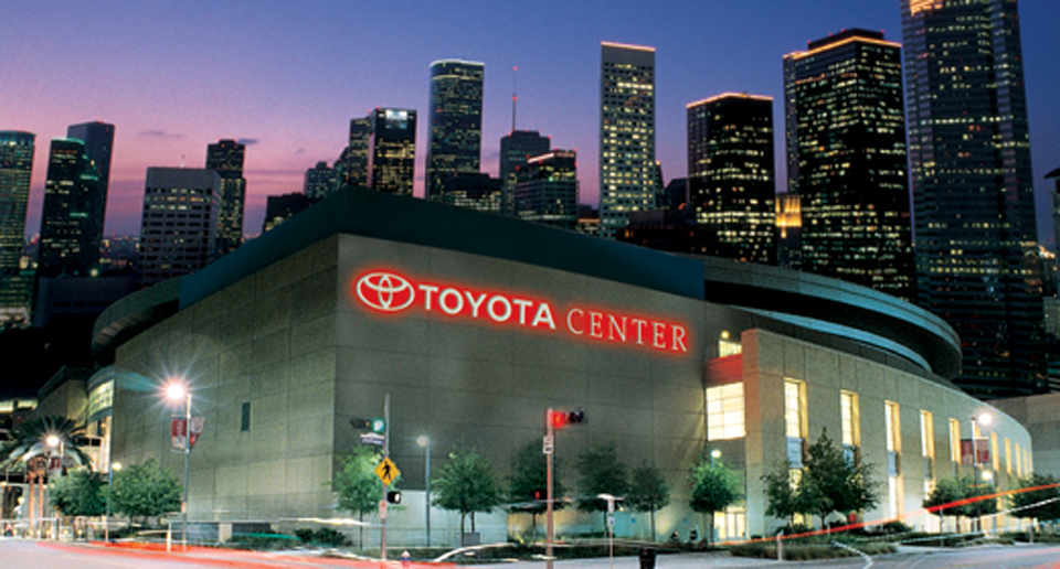 Toyota Center Cns Limo Executive Transportation